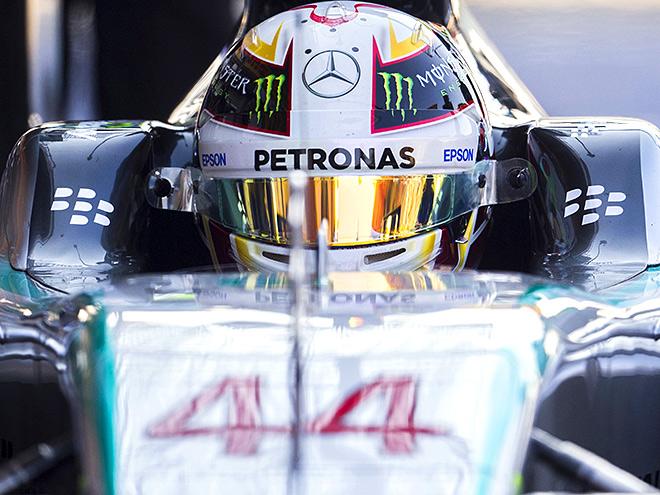 Хэмилтон выиграл квалификацию Гран-при Бельгии Формулы-1