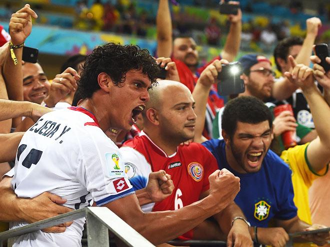 Уругвай — Коста-Рика — 1:3