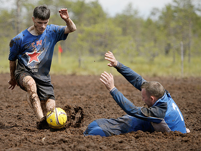 9 экзотических видов футбола
