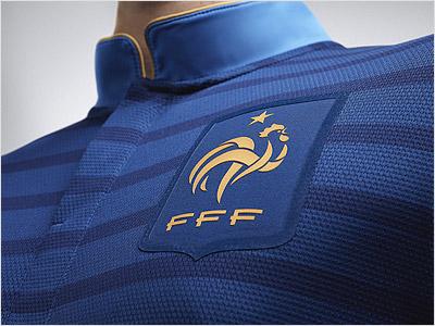 Представление сборных Евро-2012, экипируемых компанией Nike