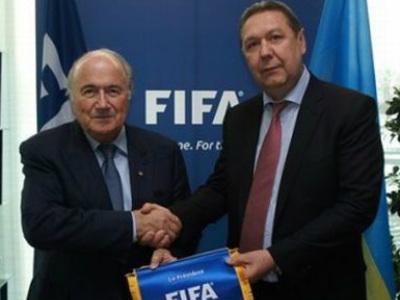 Украина готовится к апелляции на решение ФИФА