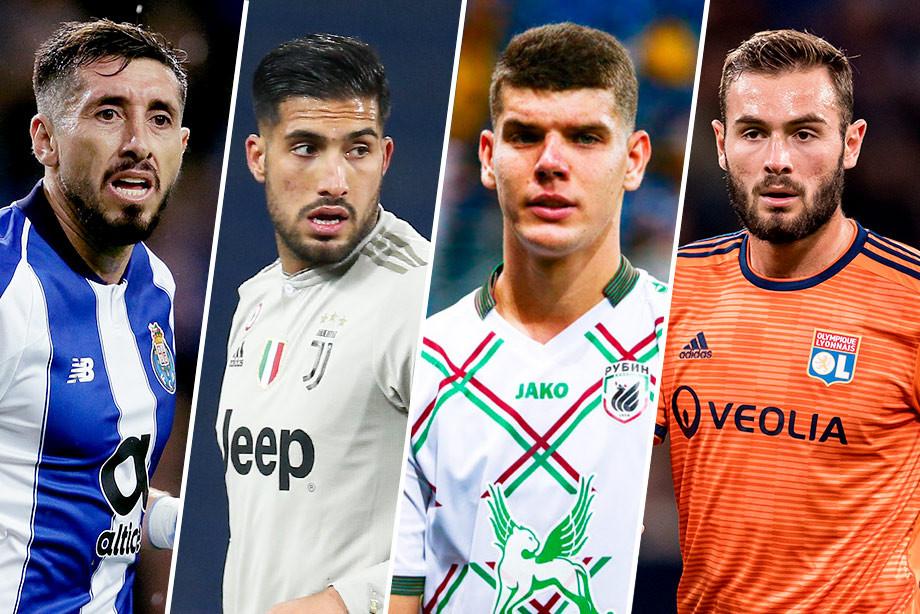 7 футболистов, которые могли бы заменить Паредеса в «Зените»