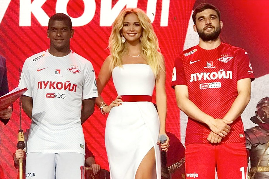 Почему новая форма «Спартака» не порадовала болельщиков - Чемпионат 17353934a3c
