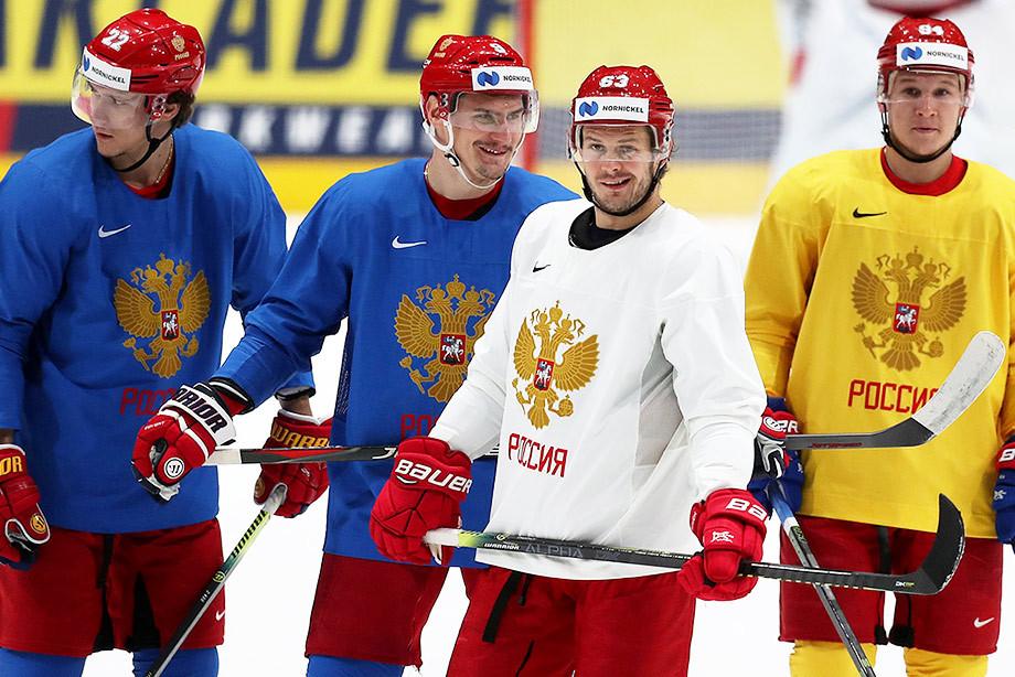 Как сборная России готовится к матчу с США