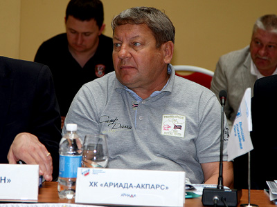 Директор «Ариады» - о минувшем сезоне ВХЛ