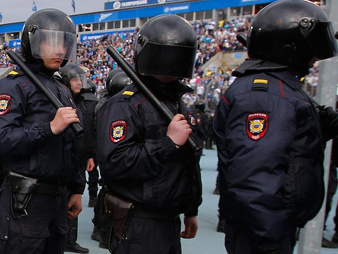 """На матче """"Орёл"""" - """"Авангард"""" избили фанатов"""