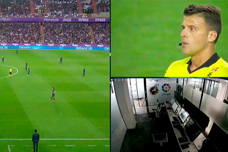 «Реалу» за 5 минут дважды забили и пробили пенальти. А счёт остался 0:0