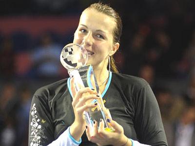 Павлюченкова подарила себе на 8 Марта первый титул