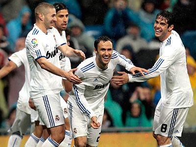 """Что такое """"Реал"""" без Роналду?"""