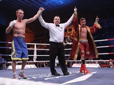 «Украинские атаманы» вышли в финал WSB