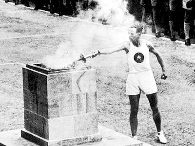 История олимпийских традиций