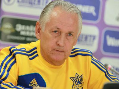 Пресс-конференция Фоменко перед матчем с США