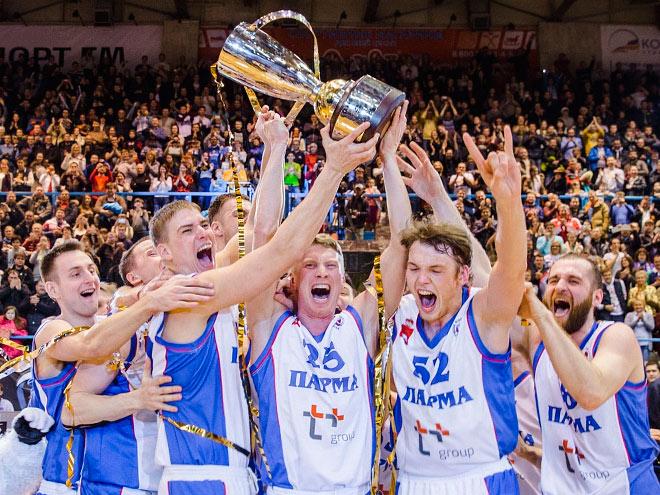 БК «Парма» – единственный новичок Единой лиги ВТБ грядущего сезона