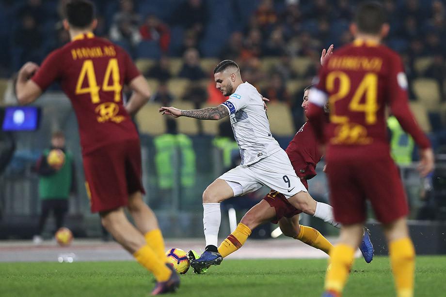 «Интер» — «РОма»: прогноз на матч Серии А