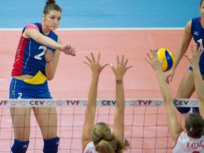 Сборная России сыграет за третье место