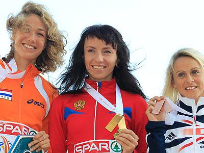 Савинова: ещё не осознала, что стала чемпионкой