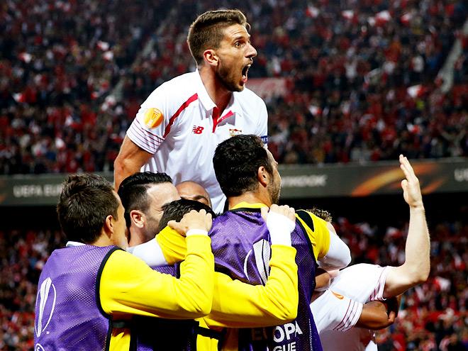 «Ливерпуль» и «Севилья» вышли в финал Лиги Европы
