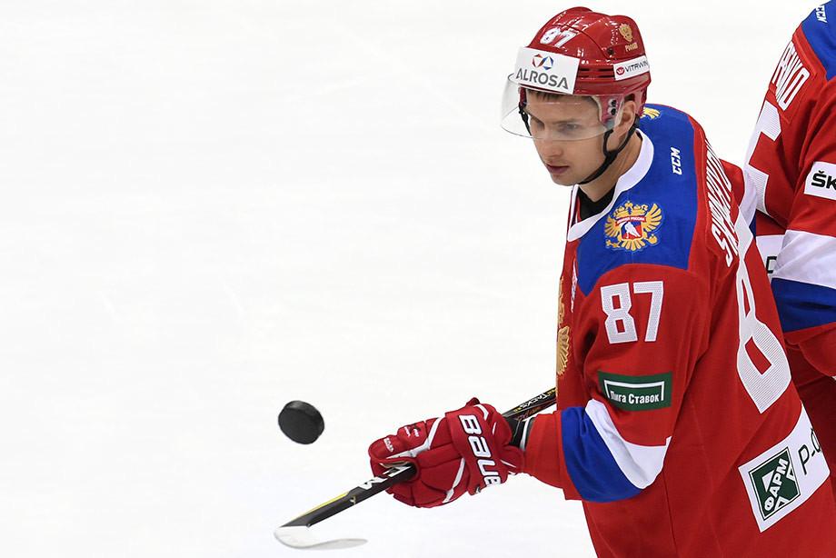 Россия выиграла у Финляндии по буллитам на Евротуре. Как это было