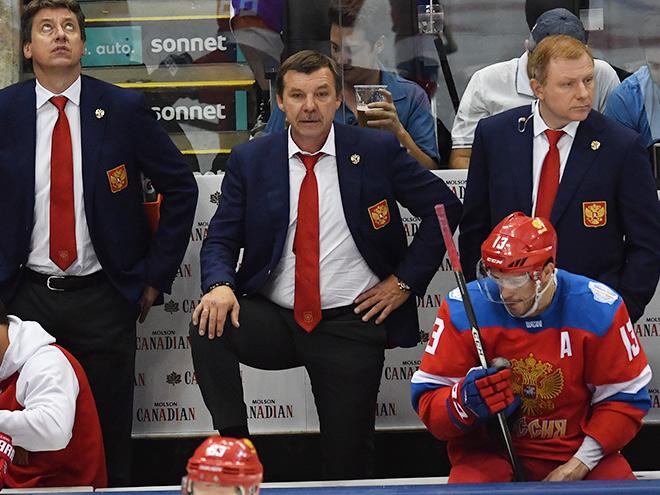 Матч с финнами на Кубке мира – момент истины для Олега Знарка