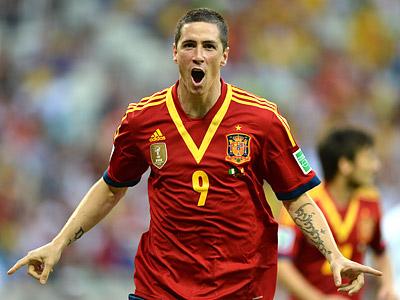 Испания и Уругвай в полуфинале Кубка конфедераций