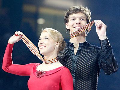 Боброва-Соловьев: о медалях старались не думать
