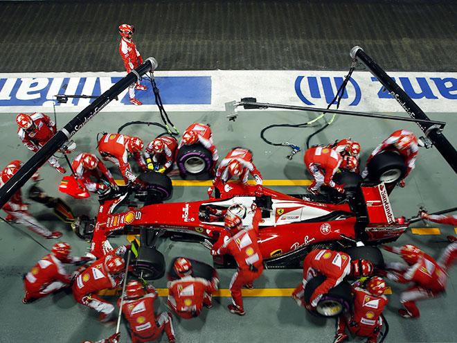 Гран-при Сингапура Формулы-1