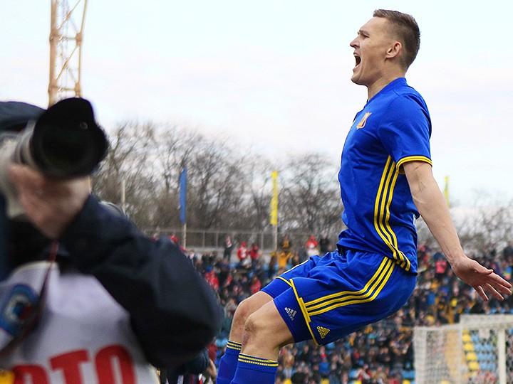 «Спартак» победил «Урал» иувеличил отрыв отЦСКА
