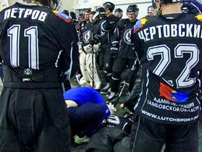 Фарид Бектемиров – о бандитском скандале в РХЛ