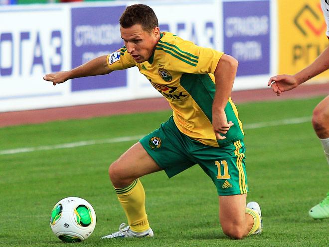 «Кубань» — «Амкар». Обзор матча – 1:0