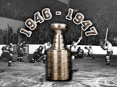Кубок Стэнли. Часть 55. 1946-1947