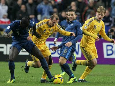 Беланов о матче Франция - Украина