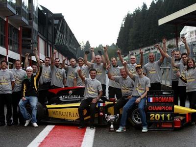 Хронометр: итоги сезона GP2