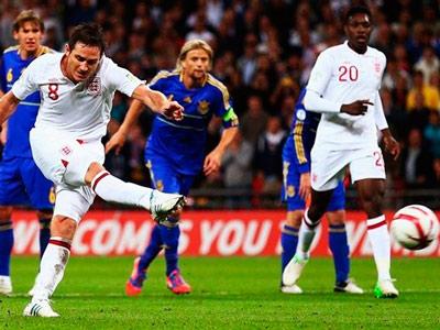 Сергей Ребров о матче Англия - Украина