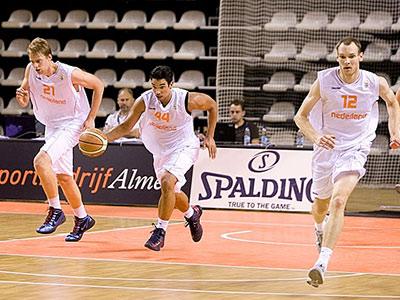 Сборная Голландии по баскетболу