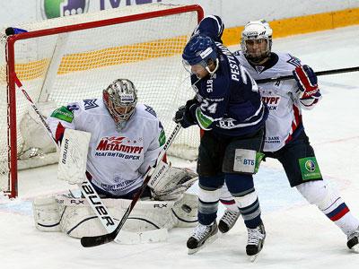 В КХЛ прошёл очередной игровой день (28.01.2013)