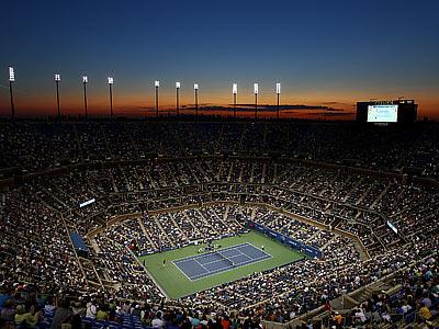 US Open. Расписание 3-го дня