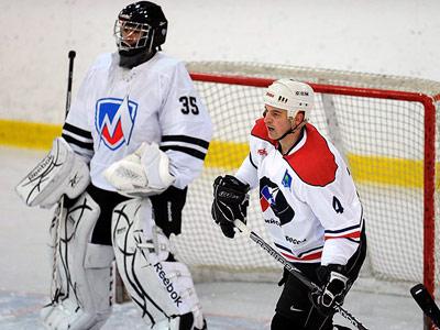 Хоккей в Твери набирает обороты