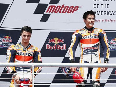 Обзор Гран-при Америки MotoGP-2013