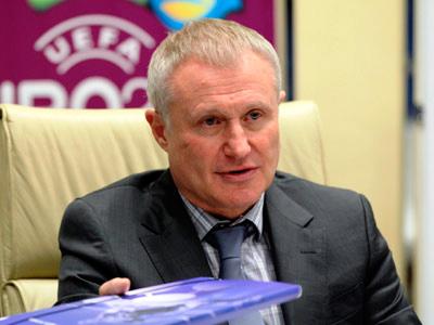Президент ФФУ заявил, что покинет свой пост