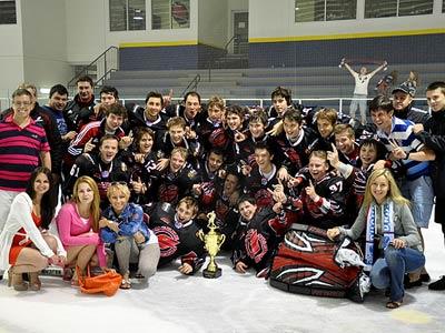 """""""Омские Ястребы"""" – победители Hockey Night in Boston"""