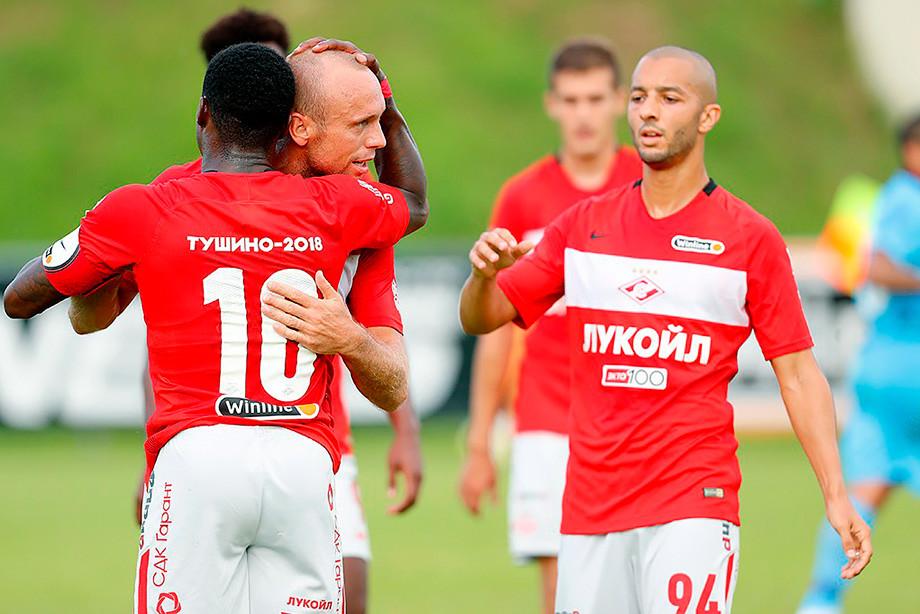 «Спартак» - «Оренбург»: стартовые составы - Soccer.ru