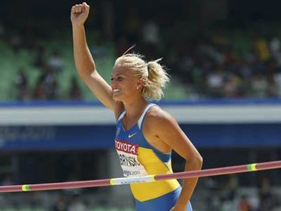 Наталья Добрынская установила новый мировой рекорд в пятиборье