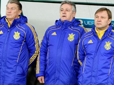 В составе сборной Украины к Евро будет готовиться 26 игроков