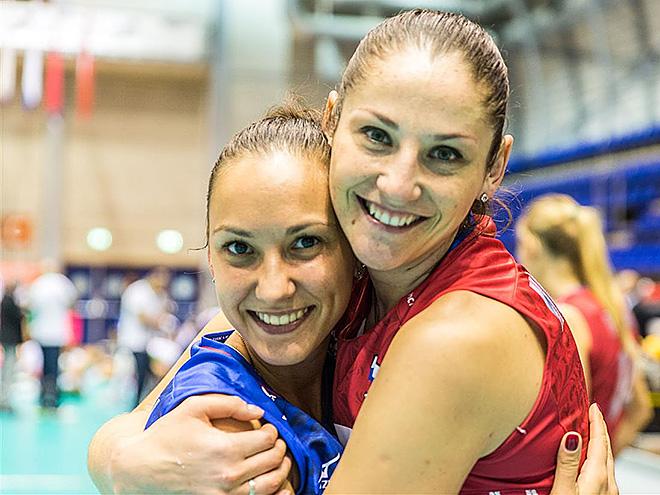 Россия переиграла Болгарию на ЧЕ по волейболу – 3:2