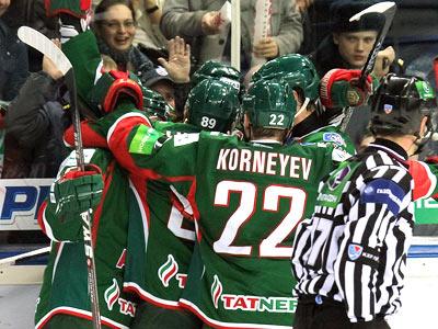 5 лучших голов недели КХЛ (29.10 – 3.11.2013)