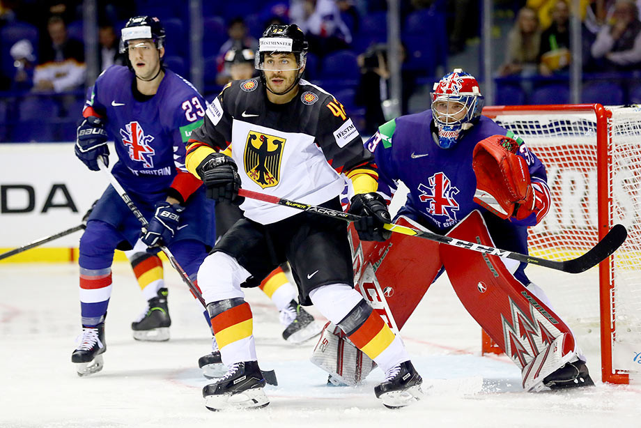 Британцы играют в хоккей на ЧМ! И чуть не обыграли финалистов Олимпиады
