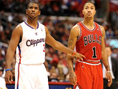 Деррик Роуз победил Криса Пола в дуэли лучших разыгрывающих НБА