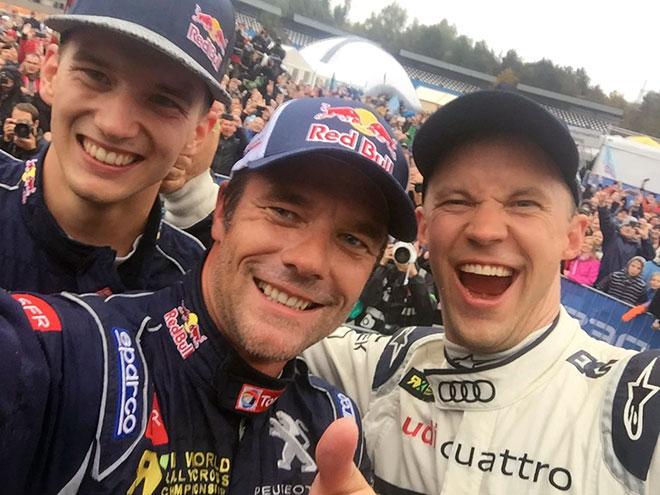 Сергей Сироткин потерял шансы на титул GP2, Оруджев выиграл гонку в V8 3.5