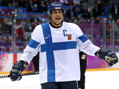 Сочи-2014. Хоккей. США - Финляндия - 0:5