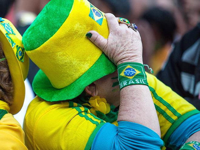 Бразилия снова в трауре